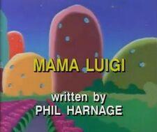 Mama Luigi title card