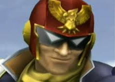 Captain Falcon YES FALCON PICTURE!