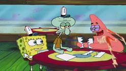 SpongebobGivesPatAGun2