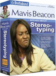 Mavis Beacon stereotyping