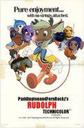Rudolph (Pinocchio) Poster