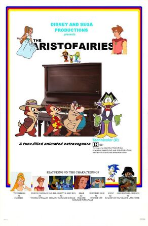 The Aristofairies Poster