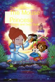 The Mouse Princess (Disney and Sega Style) Poster