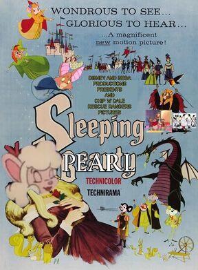 Sleeping Pearl Poster