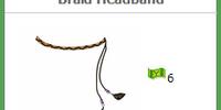 Braid Headband