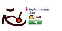 Angela tiredmom Shoes