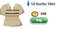 'Lil Heatha' Shirt