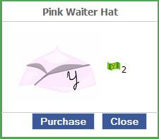 File:Pink Waiter Hat.jpg
