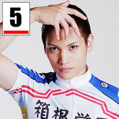 <center>Kawaharada Takuya as Izumida Touichirou.</center>
