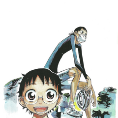 Onoda with Midousuji.