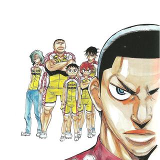Kinjou with Team Sohoku.