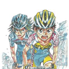 Manami with Onoda.