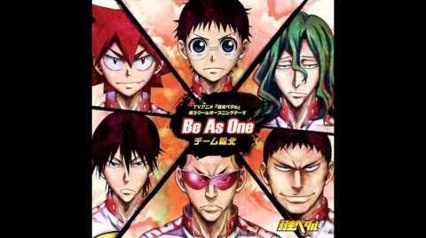 Yowamushi Pedal OP3 - Be As One