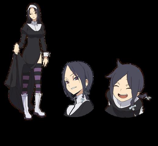 File:Wiki - Yae Character Art.png
