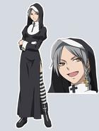 Yae Shinatsuhiko appearance