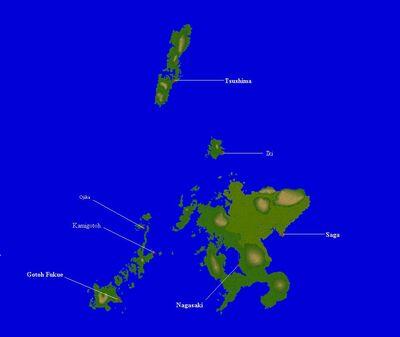 North Kyusu-map-names
