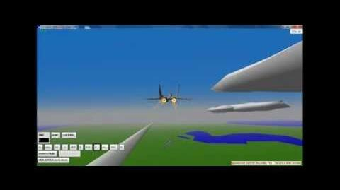 YSFlight Royal Malaysian Air Force pack promo