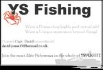 YS Fishing - Buisness Card