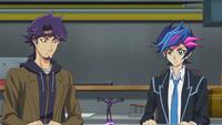 Ep012 Yusaku and Shoichi discover Ai's full body