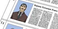 Bayern Governer Fravz