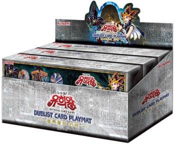 Duelist Card Playmat - Memories of the Duel King