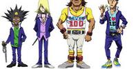 Scud's gang