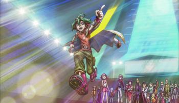 Yu-Gi-Oh! ARC-V - Episode 148
