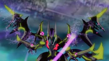 Yu-Gi-Oh! ARC-V - Episode 137