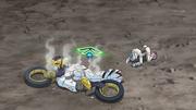 Yugo Broken Duel Runner
