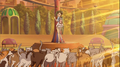 7 - Kotori playing with the cats.png