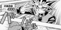 Dark Yugi and Kirk's Duel