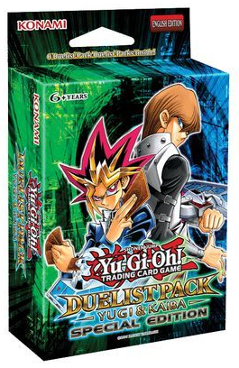 Duelist Pack: Yugi & Kaiba Special Edition