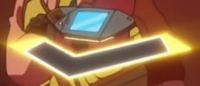 Teppei's Duel Disk