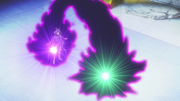 Yuri absorbs Yugo