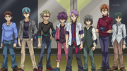 Top 8 Youth Class LDS Duelists