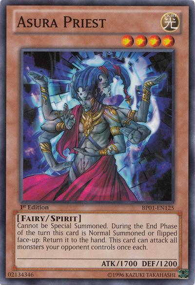 Asura Priest Yu Gi Oh Fandom Powered By Wikia