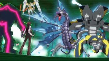 Yu-Gi-Oh! ZEXAL - Episode 004