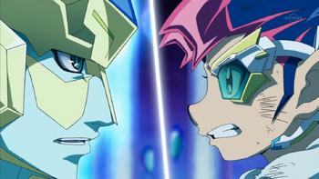 Yu-Gi-Oh! ZEXAL - Episode 119