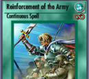 Reinforcement of the Army (BAM)