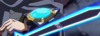 Aster's Duel Disk (Arc V)