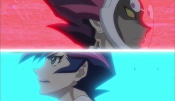 Yu-Gi-Oh! VRAINS - Episode 003