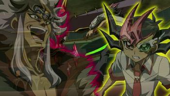 Yu-Gi-Oh! ZEXAL - Episode 074