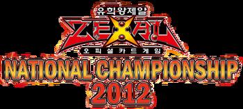 National Championship 2012