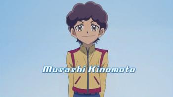 Musashi Kinomoto