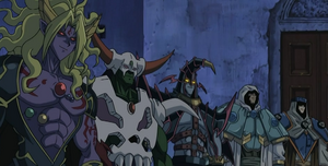 The Duelists Of Death