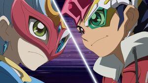 ZLx007 Fuya vs Yuma