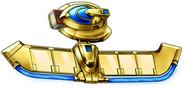 Blade Disk - Gold