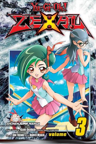 <i>Yu-Gi-Oh! ZEXAL</i> Volume 3