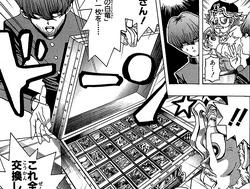 YGO-009 Trade briefcase