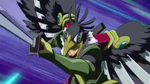 Assault Blackwing - Chidori the Light Rain
